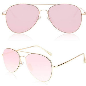 Other - Mirrored aviator sunglasses